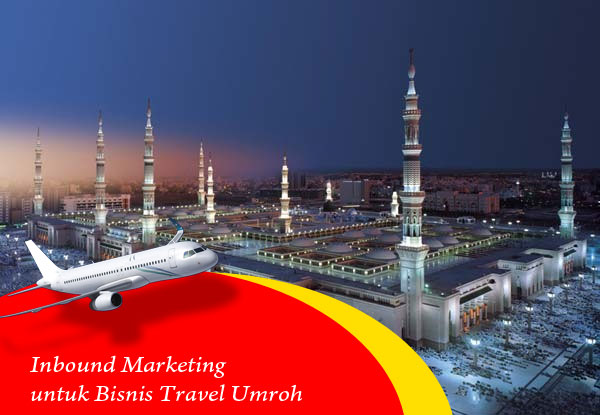 strategi marketing travel umroh
